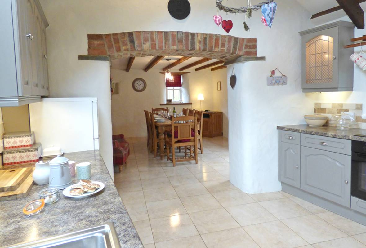 The Old Dairy - 4 Star Holiday Cottage - Nr Mathry, Pembrokeshire, Wales