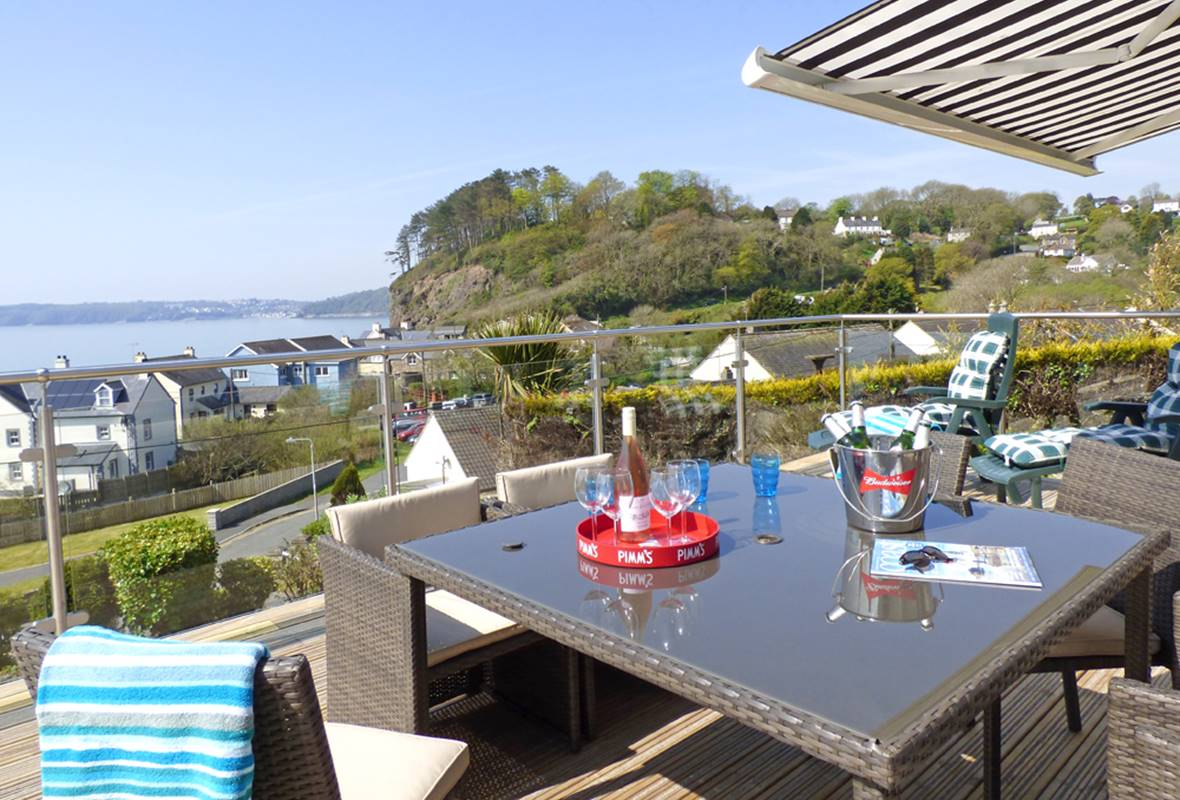 Shell Haven For Two - 5 Star Holiday Cottage - , Pembrokeshire, Wales