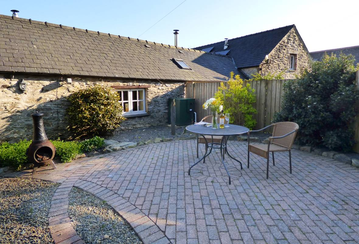 Plumstone View Cottage - 4 Star Holiday Cottage - Near Mathry, Pembrokeshire, Wales