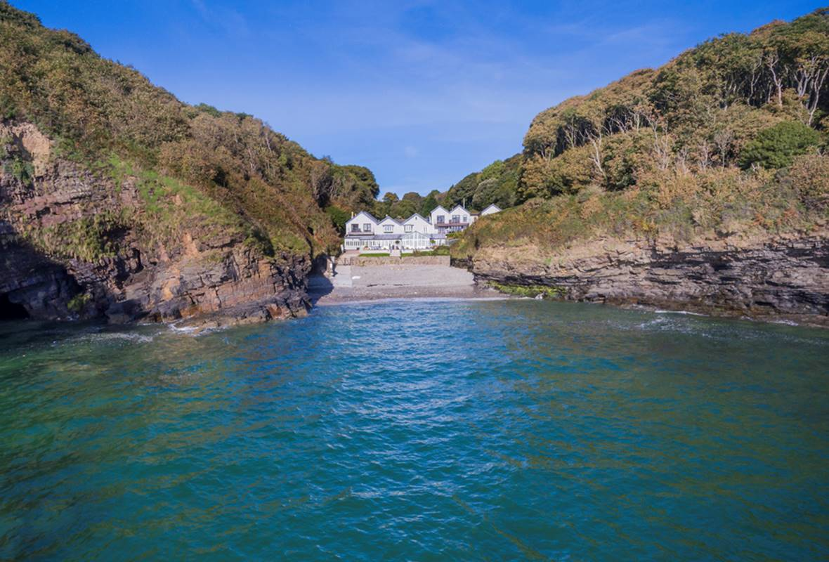 Waterwynch House - 5 Star Holiday Home - Waterwynch, Tenby, Pembrokeshire, Wales