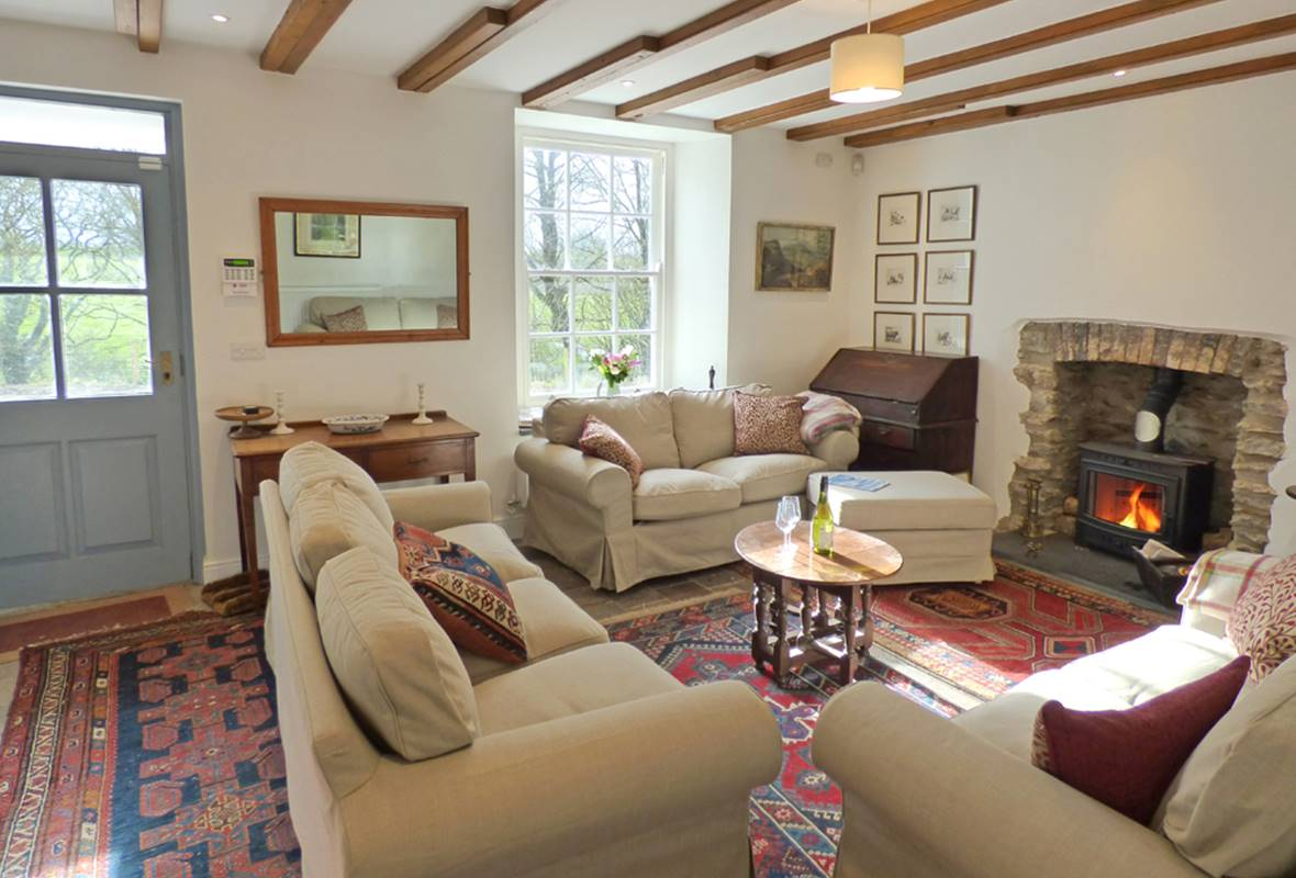 Woodlands House - 4 Star Holiday Cottage - Near Abermawr, Pembrokeshire, Wales
