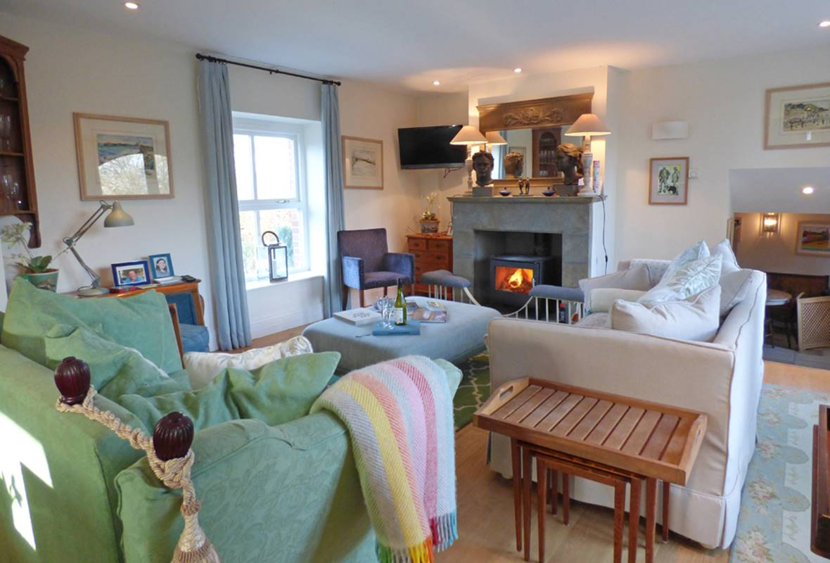 Ty Ffynnon - 5 Star Holiday Cottage - Narberth, Pembrokeshire, Wales