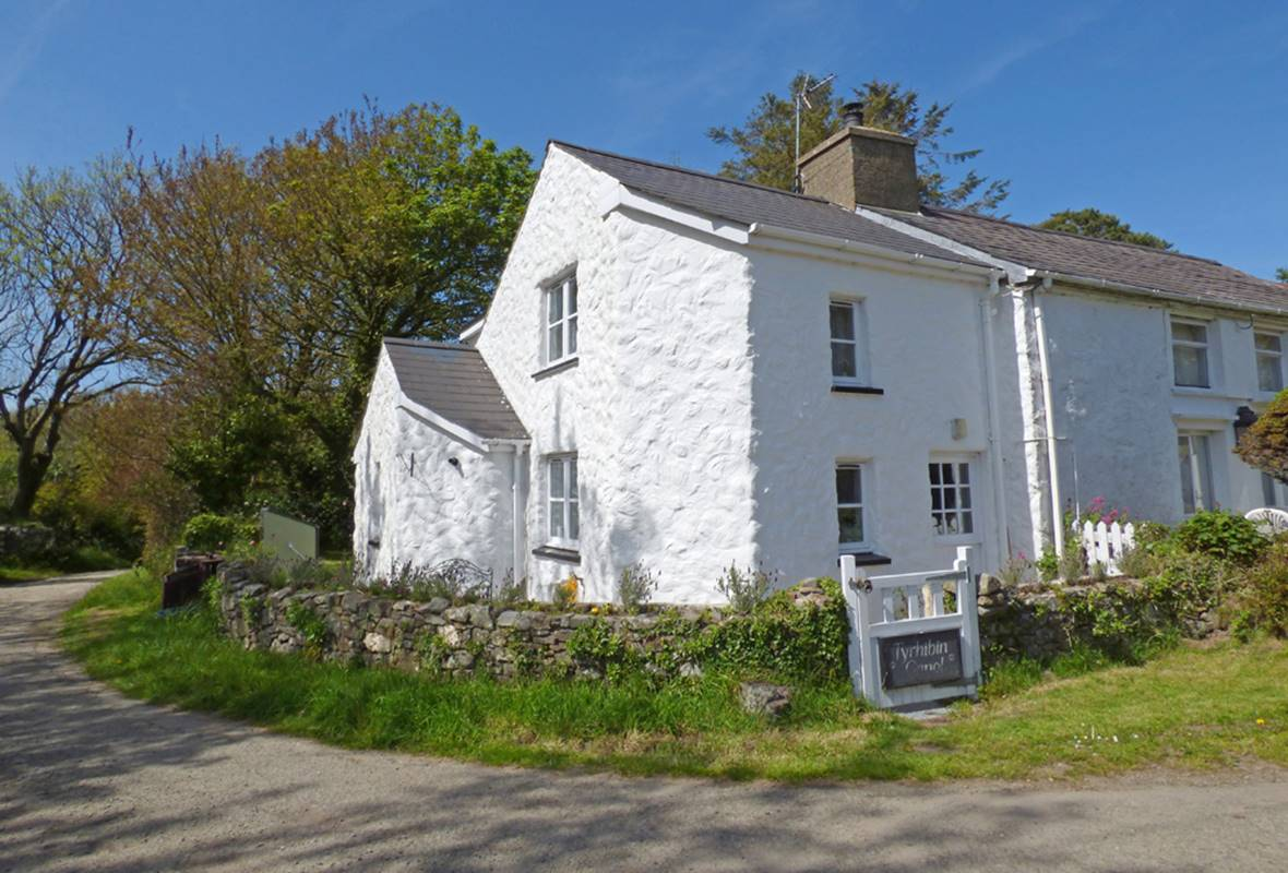 Tyrhibin Ganol - 4 Star Holiday Cottage - Newport Sands, Pembrokeshire, Wales