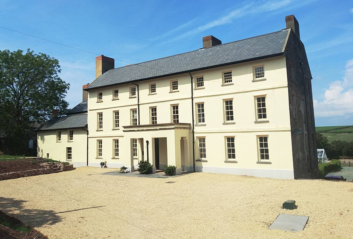 Butterhill Grange - 4 Star Holiday Home - St Ishmaels, Pembrokeshire, Wales