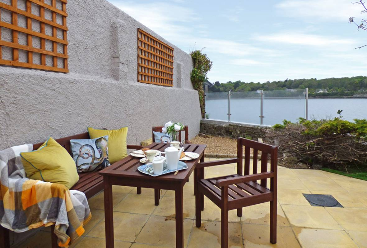 Puffin Cottage - 3 Star Holiday Cottage - Pembroke Ferry, Pembrokeshire, Wales