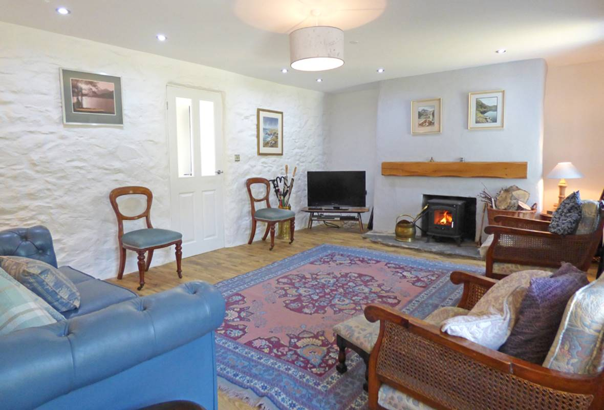 The Old Post Office - 4 Star Holiday Cottage - Llanrhian, Pembrokeshire, Wales