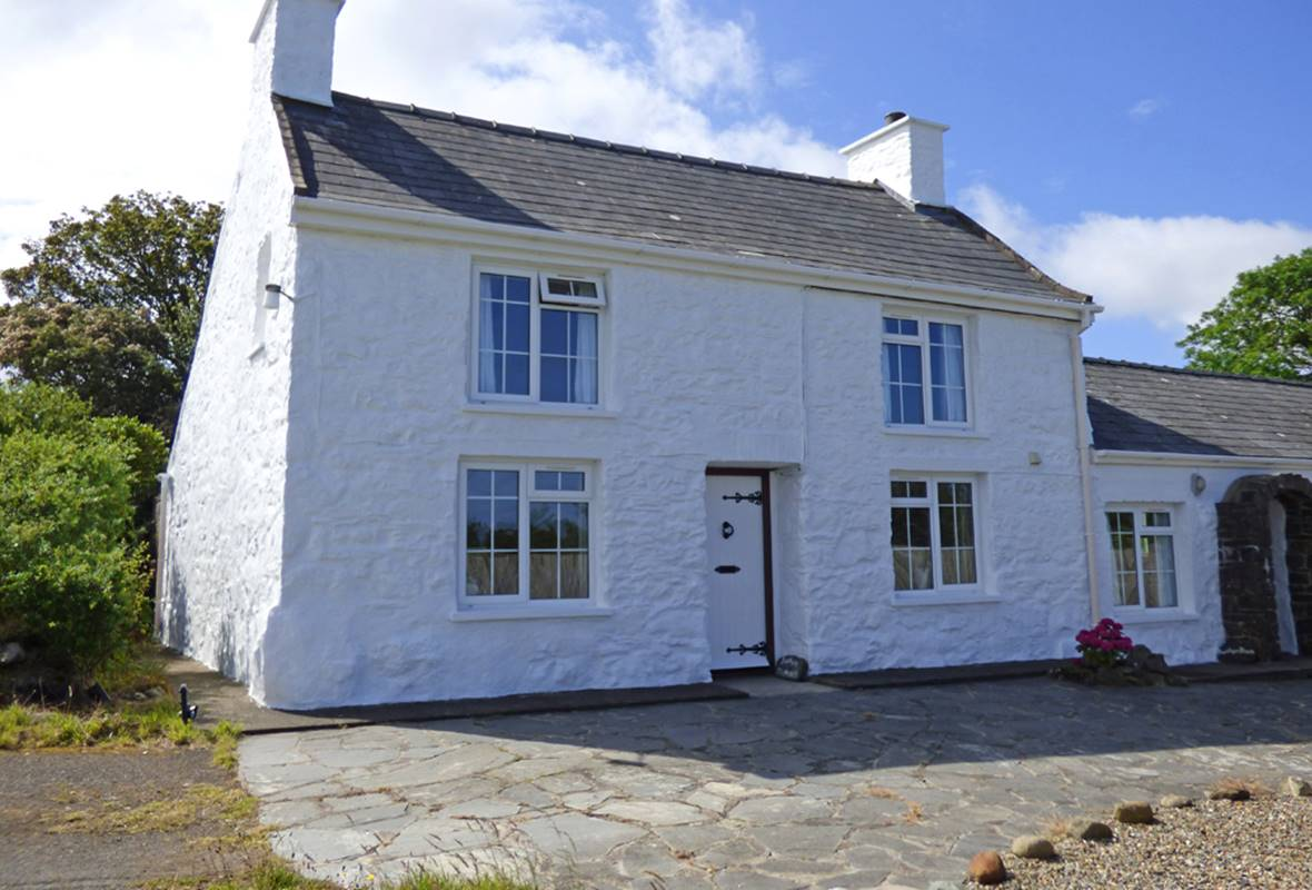 Bwthyn-To-Maen - 3 Star Holiday Cottage - Trefin, Pembrokeshire, Wales