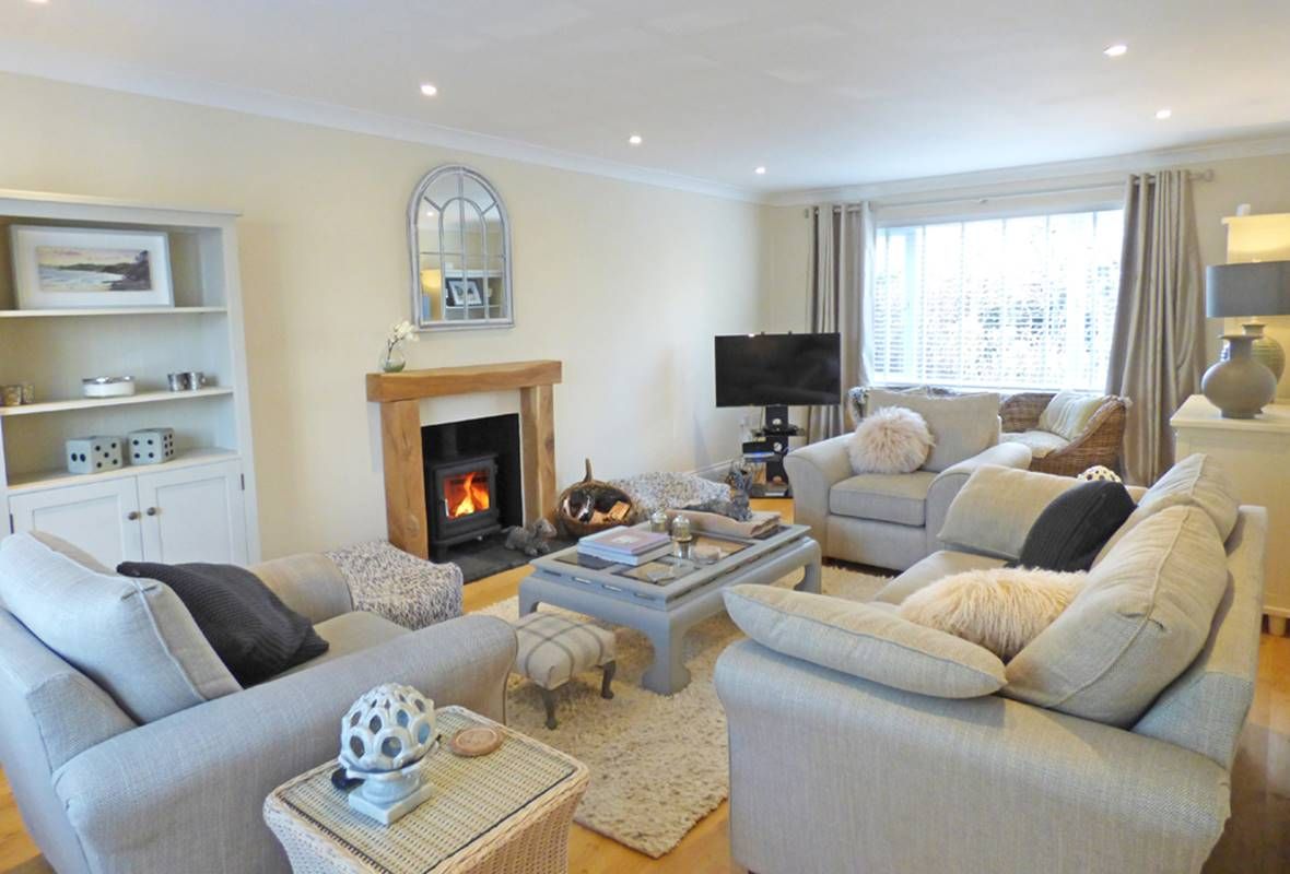 Grey Toft - 5 Star Holiday Cottage - Lamphey, Near Freshwater East, Pembrokeshire, Wales
