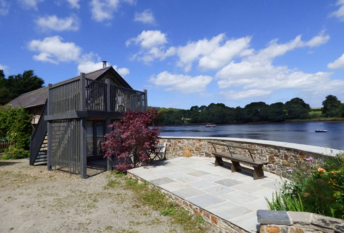 The Boathouse - 4 Star Holiday Cottage - St Dogmaels, Pembrokeshire, Wales