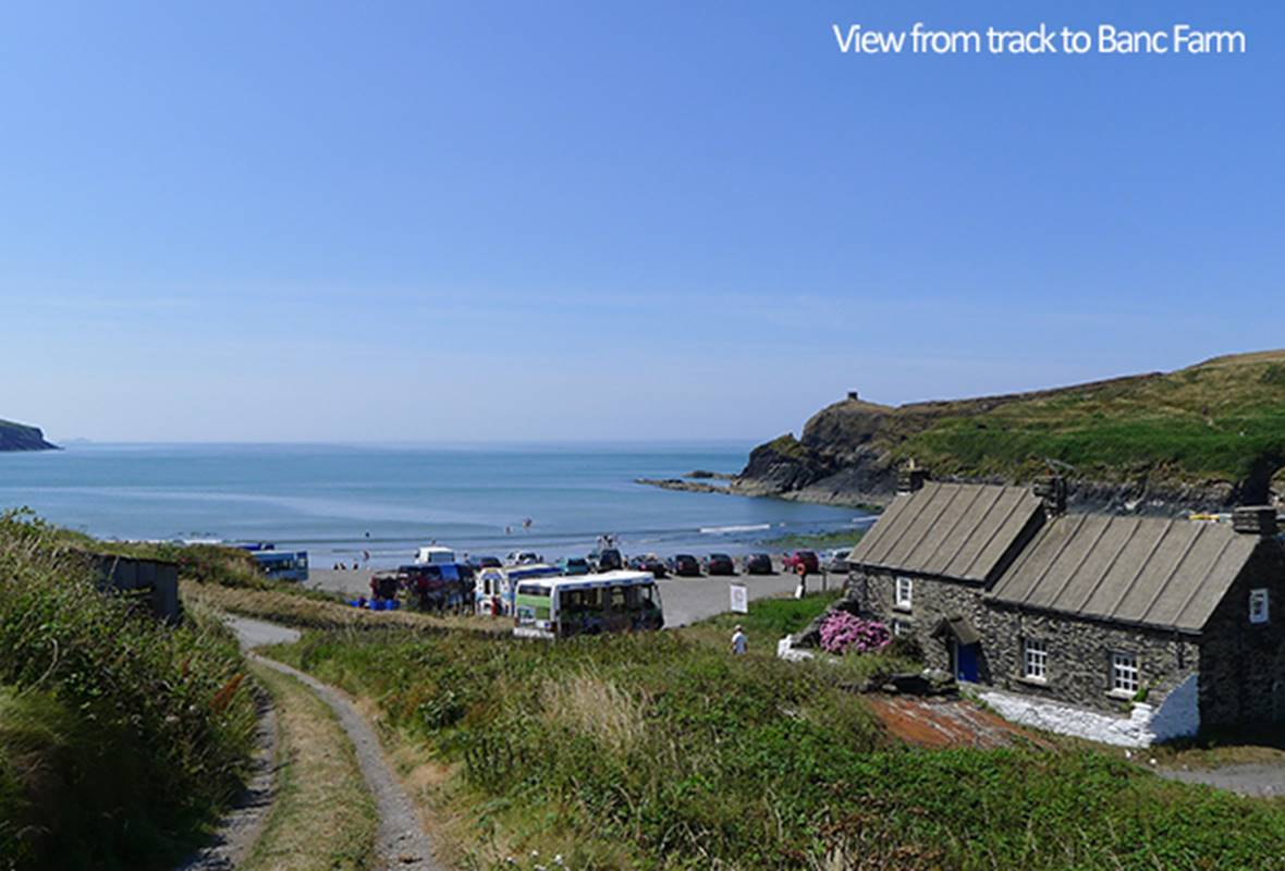 Banc Farm - 3 Star Holiday Cottage - Abereiddy, Pembrokeshire, Wales
