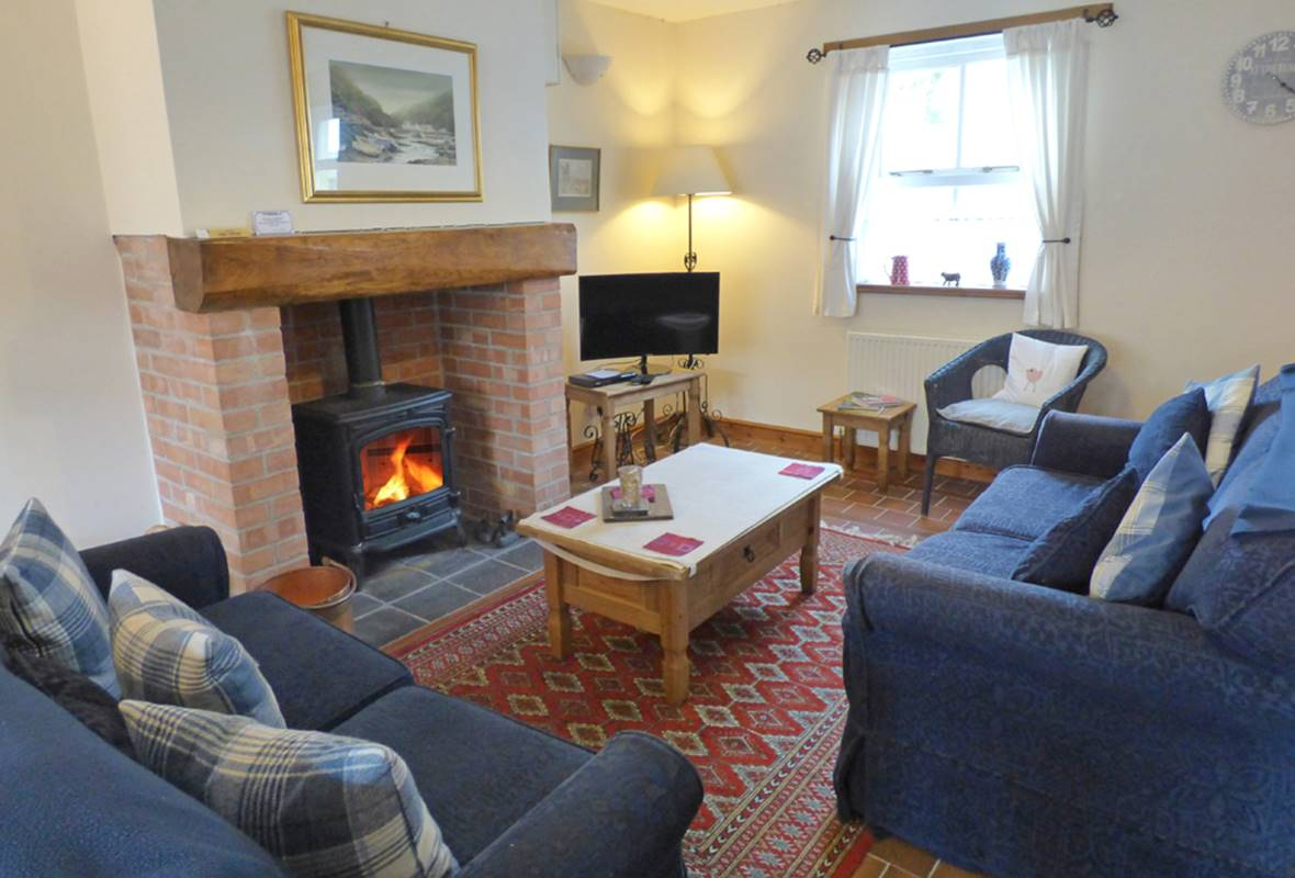 Ty Mathry Cottage - 3 Star Holiday Cottage - Mathry, Pembrokeshire, Wales