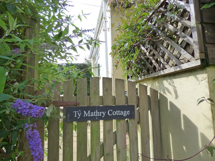 Ty Mathry Cottage (22850)