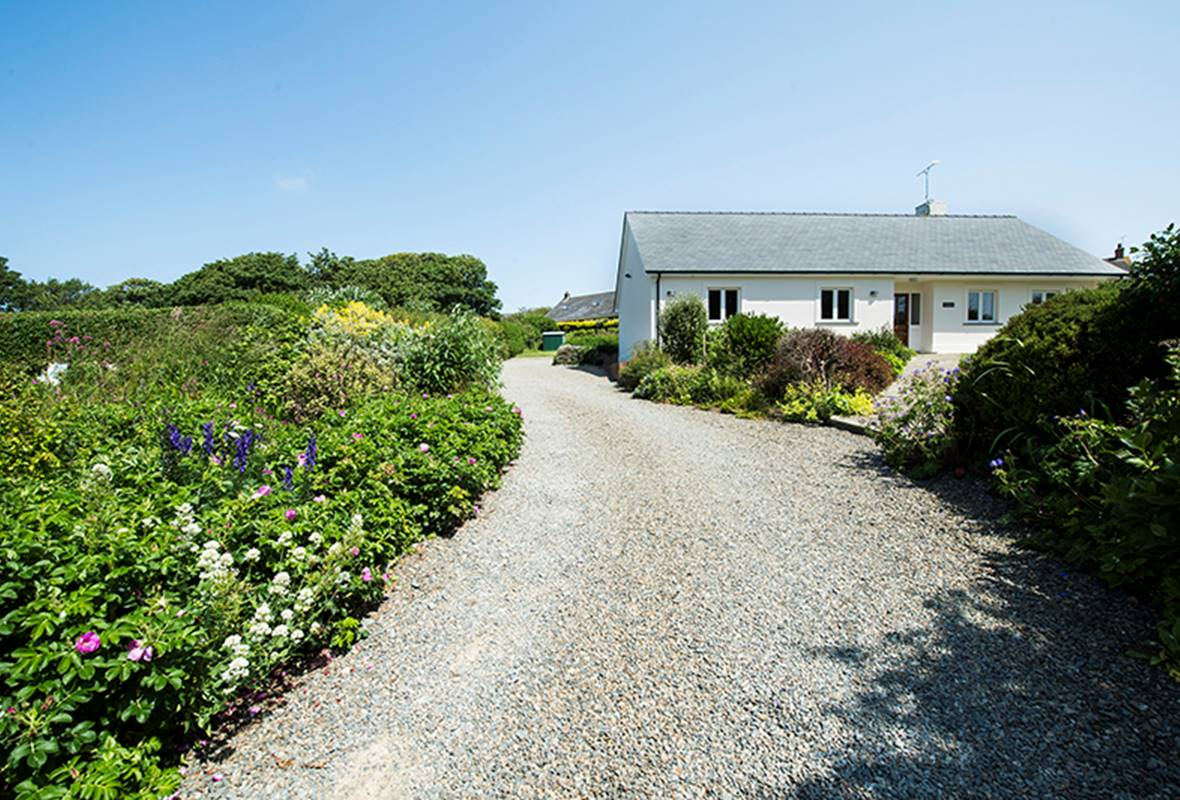 Whitewell - 5 Star Holiday Home - St Davids, Pembrokeshire, Wales