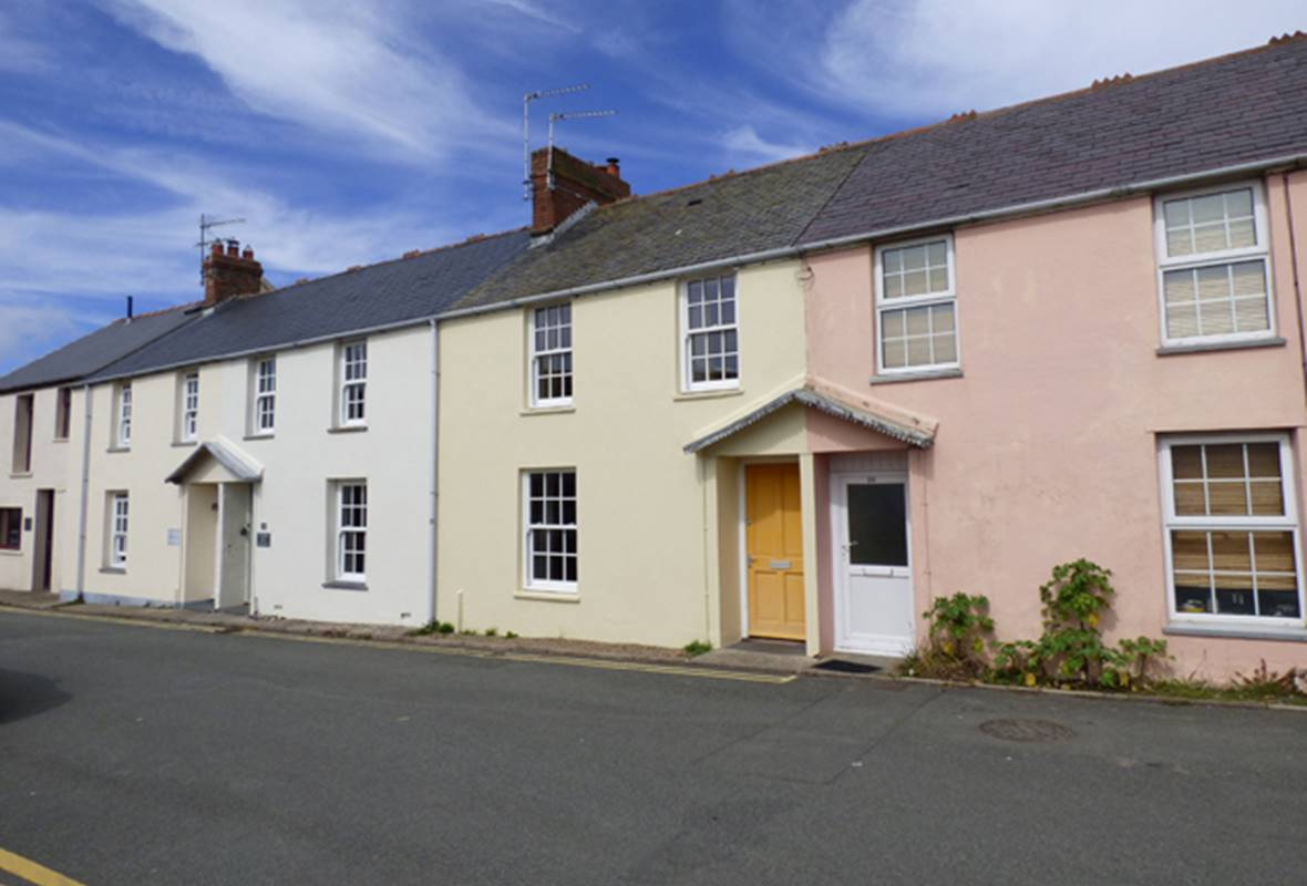 Jasmine Cottage - 4 Star Holiday Home - St Davids, Pembrokeshire, Wales