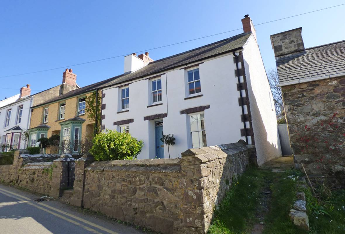 Greystones House - 4 Star Holiday Home - St Davids, Pembrokeshire, Wales