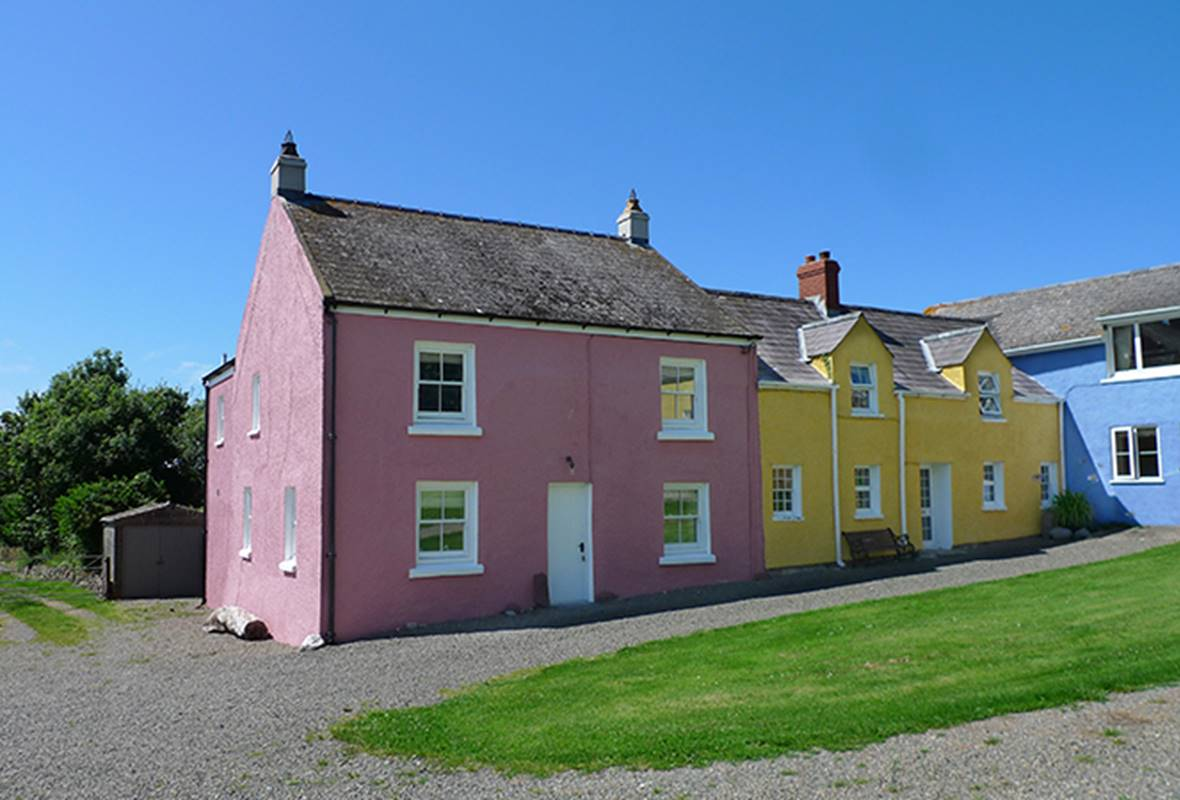 Orlandon Farm Cottage - 4 Star Holiday Cottage - Nr St Brides Beach, Pembrokeshire, Wales