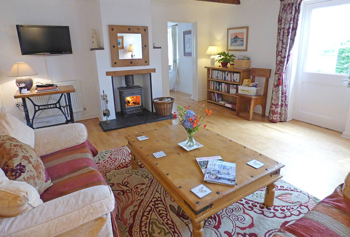 Willowcot Cottage - 4 Star Holiday Cottage - Talbenny, Little Haven, Pembrokeshire, Wales