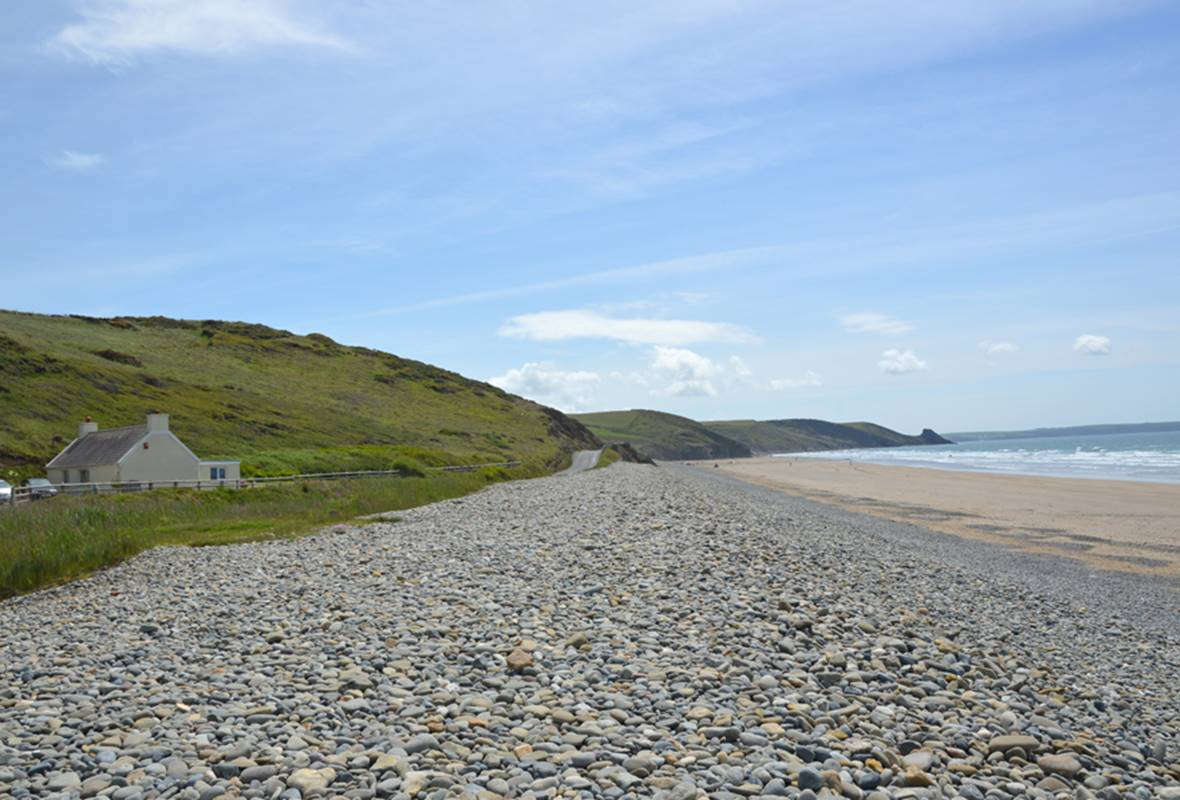 Pinch Cottage - 4 Star Holiday Cottage - Newgale, Pembrokeshire, Wales