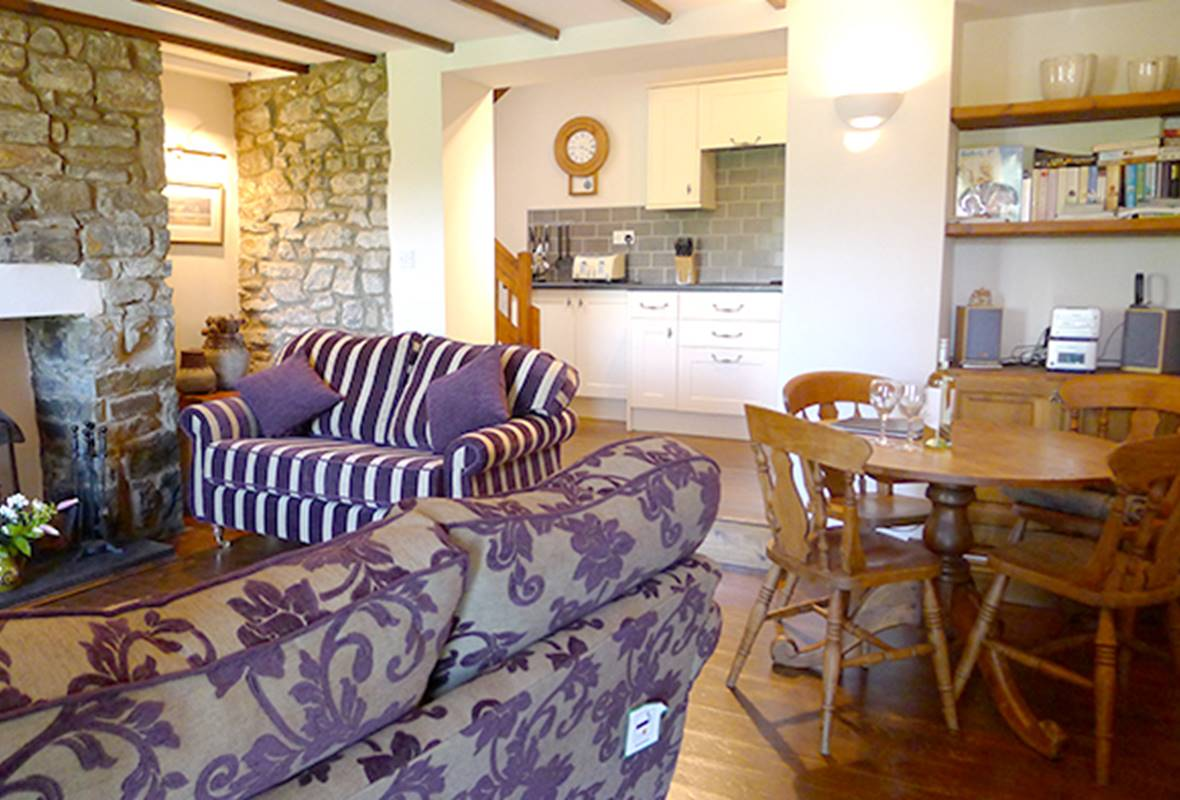 Inglenook Cottage - 4 Star Holiday Cottage - Broad Haven, Pembrokeshire, Wales