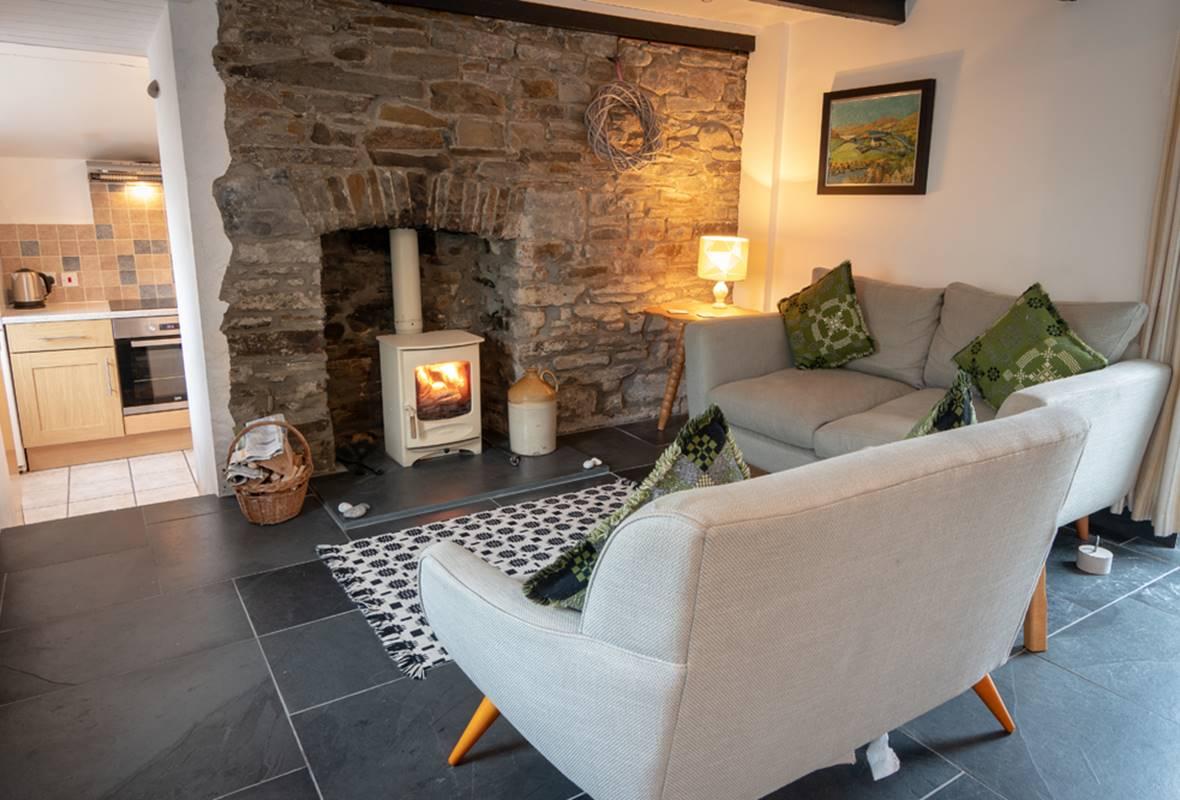 Bwthyn Beatties - 4 Star Holiday property - Newgale, Pembrokeshire, Wales