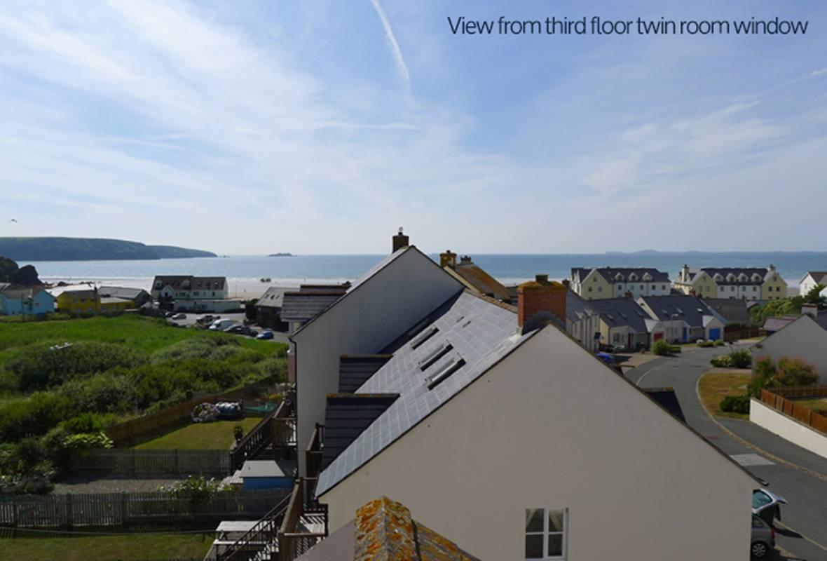 67 Puffin Way - 4 Star Holiday Home - Broad Haven, Pembrokeshire, Wales