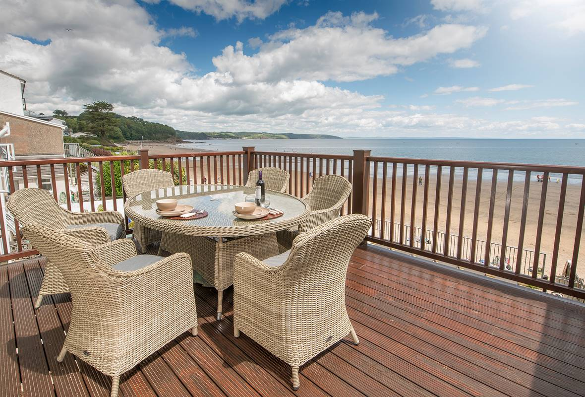 4 The Strand - 5 Star Holiday Cottage - Saundersfoot, Pembrokeshire, Wales