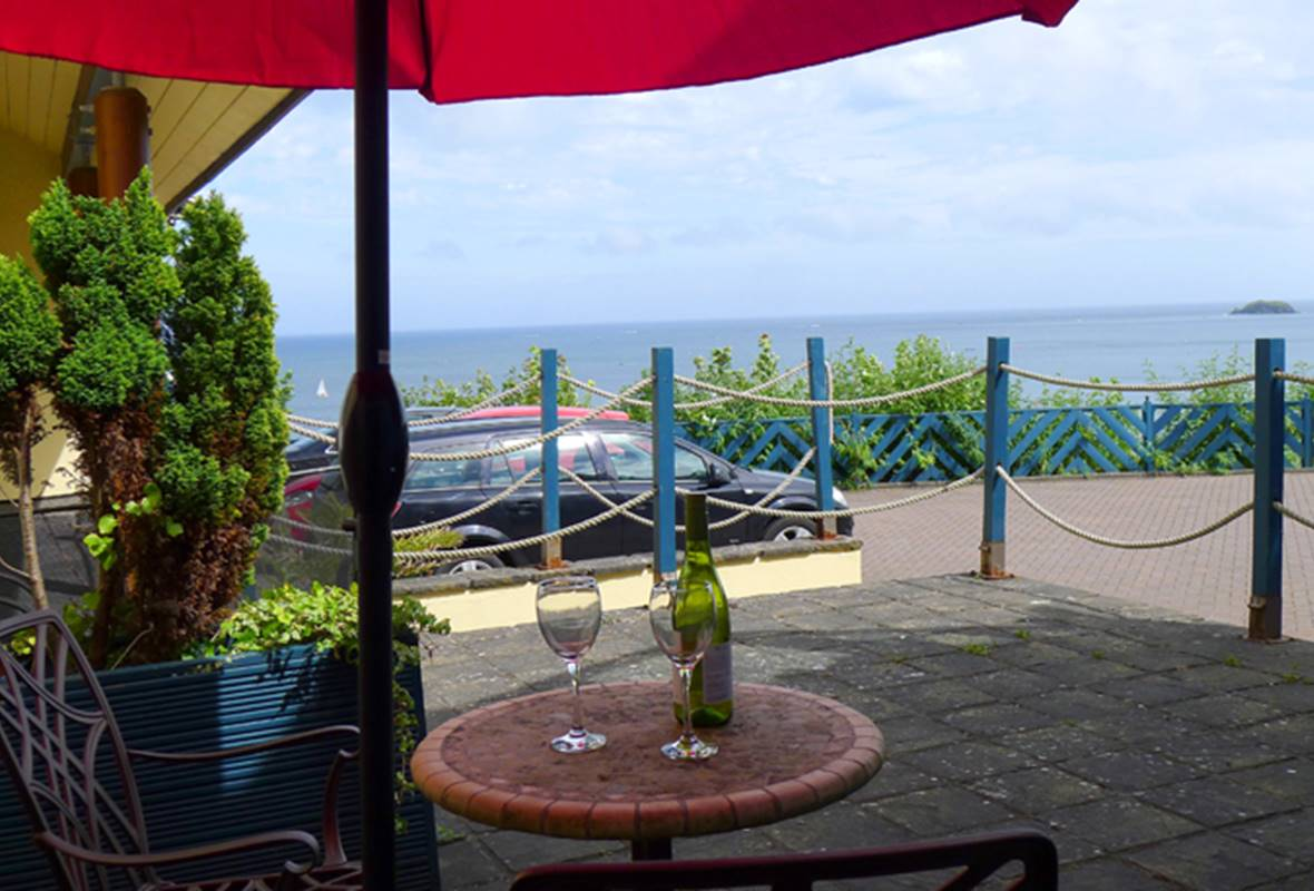 The Sail Loft - 4 Star Holiday Apartment - Admirals Mews, Saundersfoot, Pembrokeshire, Wales