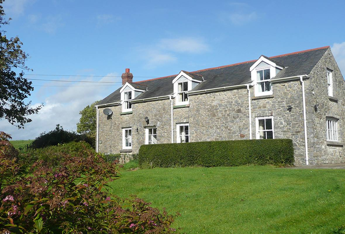 Castle View - 3 Star Holiday Cottage - Carew Newton, Pembrokeshire, Wales