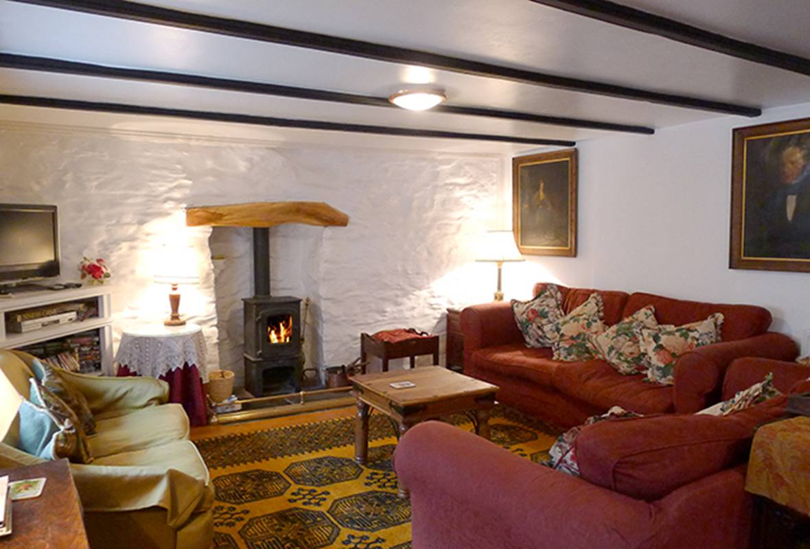 Cilhendre - 3 Star Holiday Cottage - Newport, Pembrokeshire, Wales