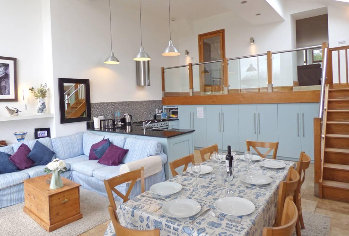 Albany Villa - 5 Star Holiday Home - Saundersfoot, Pembrokeshire, Wales