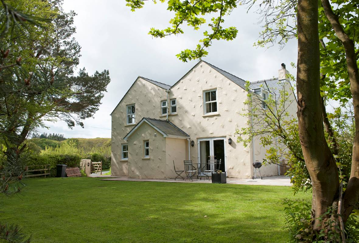 Garden Pitts Retreat - 5 Star Holiday Property - Landshipping, Pembrokeshire, Wales