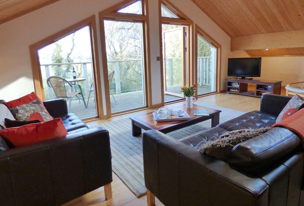 Norchard - 5 Star holiday property - Trefloyne, Nr Tenby, Pembrokeshire, Wales