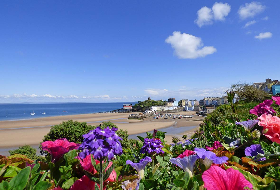 Giltar View, Tenby | 5 Star holiday property in ... on