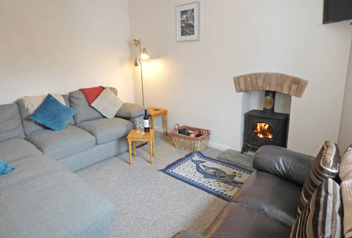 The Manse - 4 Star Holiday Home - Little Haven, Pembrokeshire, Wales