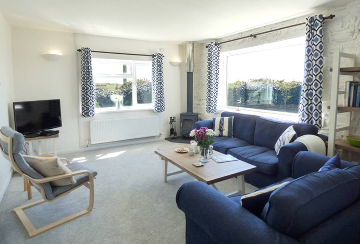 Lleithyr - 4 Star Holiday Home - Near Whitesands Bay, Pembrokeshire, Wales