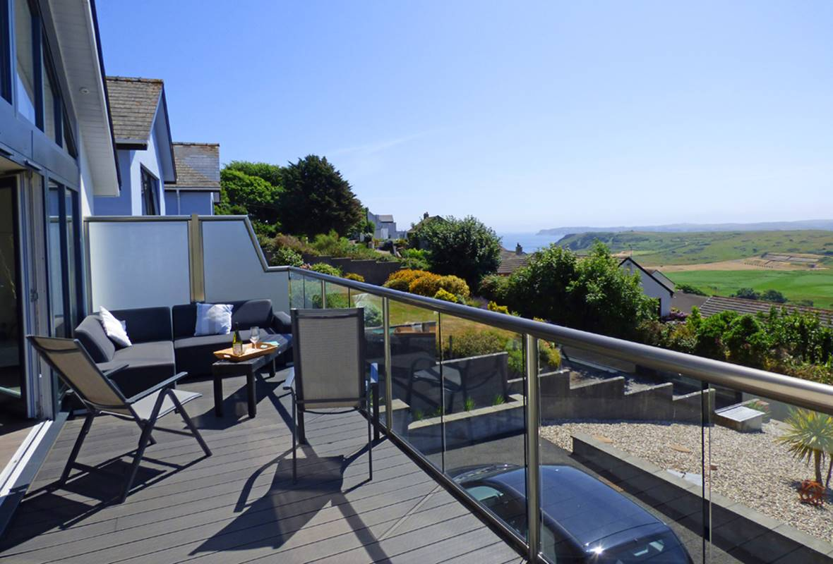 Genoa - 5 Star Holiday Home - Penally , Pembrokeshire, Wales