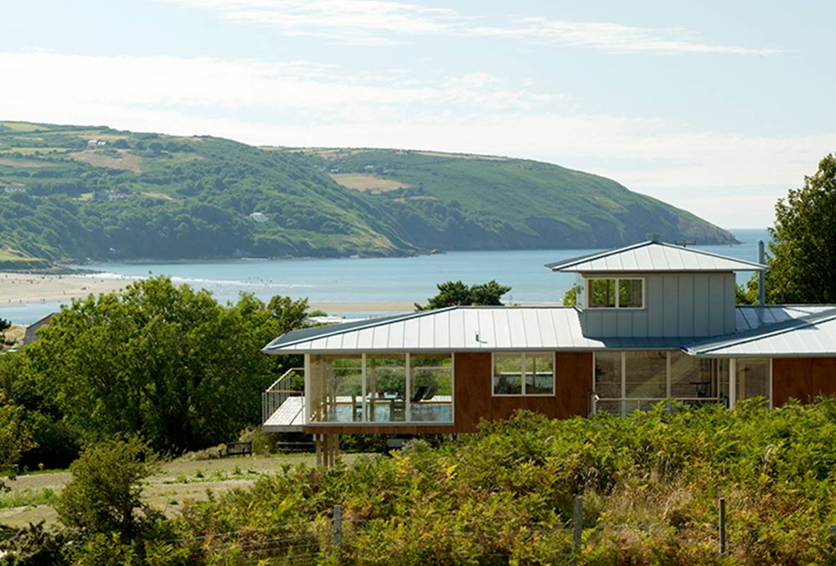 Nantsaeson - 4 Star Holiday Home - Gwbert , Pembrokeshire, Wales