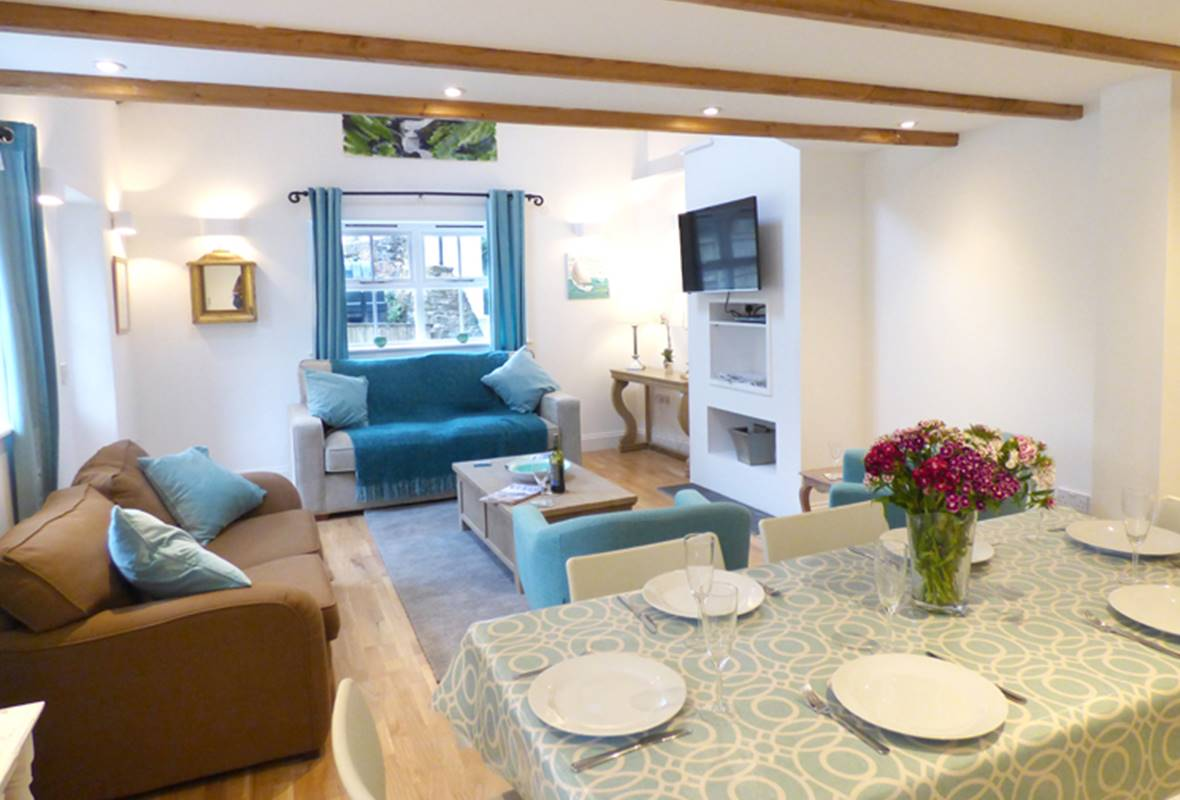 Ty Peggie - 5 Star Holiday Home - Narberth, Pembrokeshire, Wales