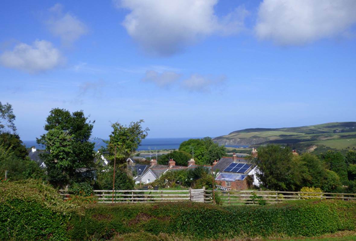 Cosgod Ingli - 4 Star Holiday Cottage - Newport, Pembrokeshire, Wales