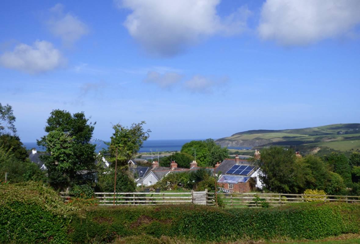 Cosgod Ingli - 4 Star Holiday Cottage - Newport, Pembrokeshire, Wales