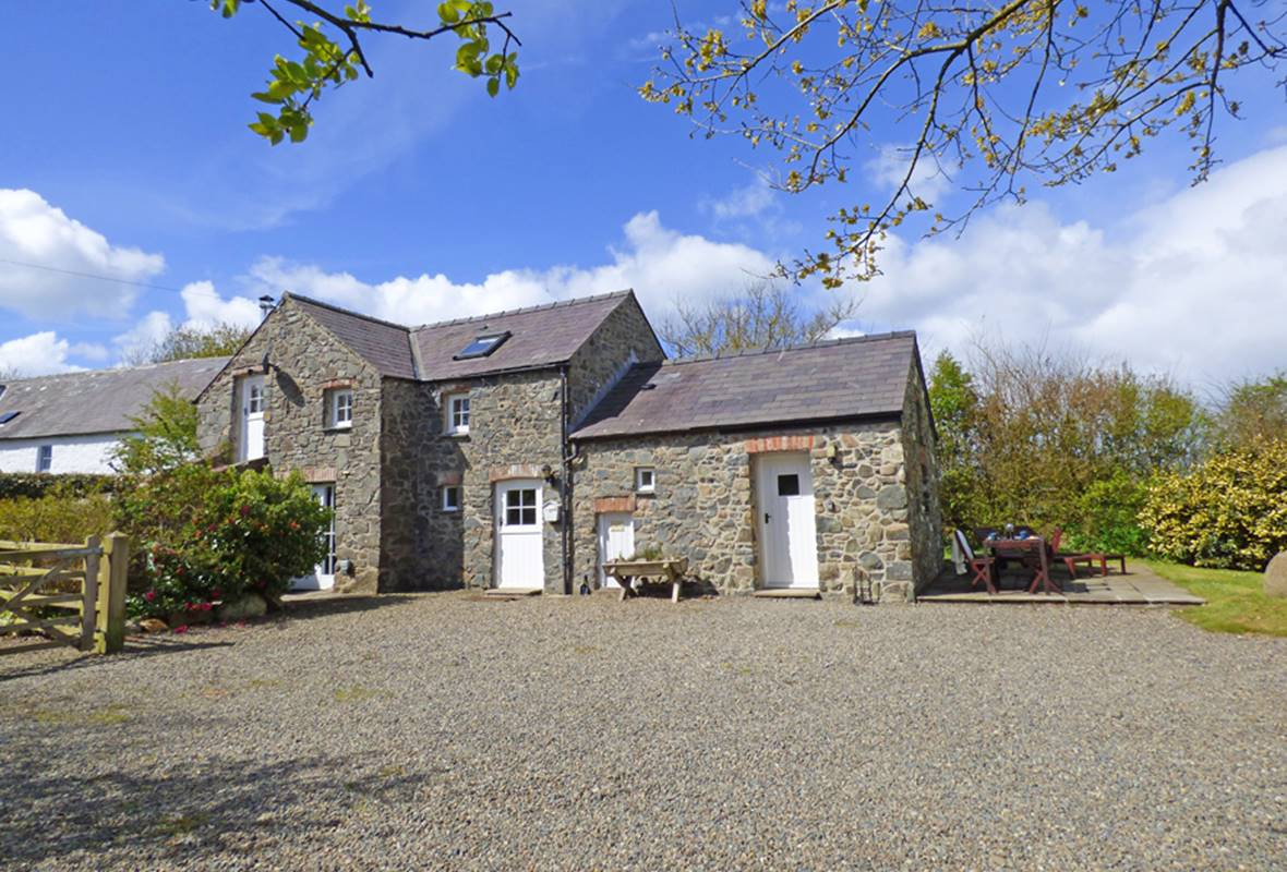 The Cheese House - 5 Star Holiday Cottage - Lochvane, nr Solva, Pembrokeshire, Wales