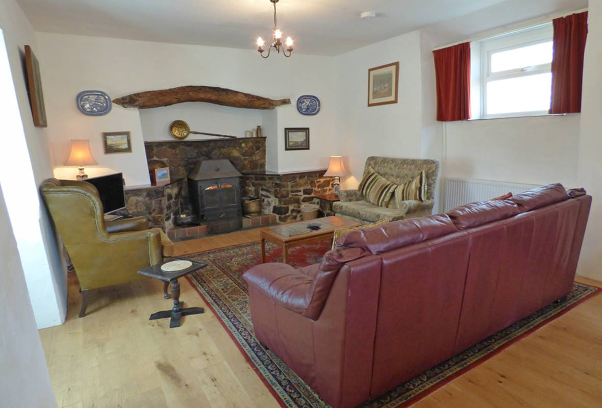 Y Fagal - 3 Star Holiday Cottage - Ceibwr Bay, Pembrokeshire, Wales